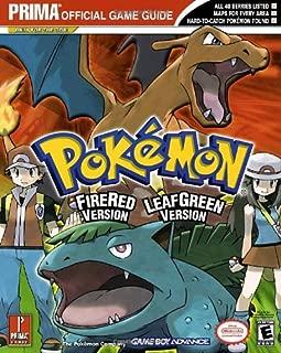 pokemon leaf version