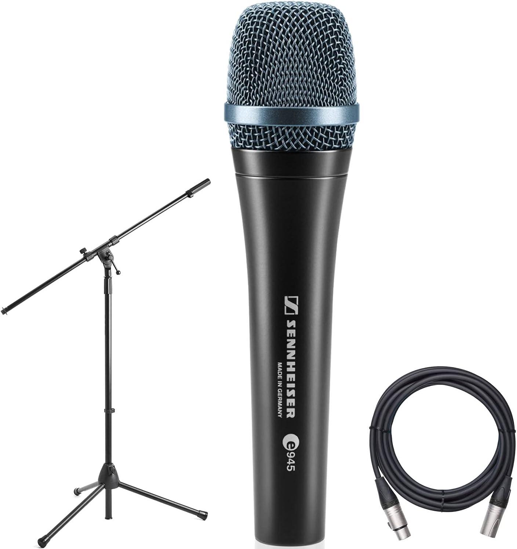 Sennheiser e945 Supercardioid Dynamic Handheld Regular discount Microphone Popularity with E