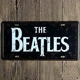 The Beatles Vintage Retro Tin Sign Metal Sign TIN Sign 7.8X11.8 INCH