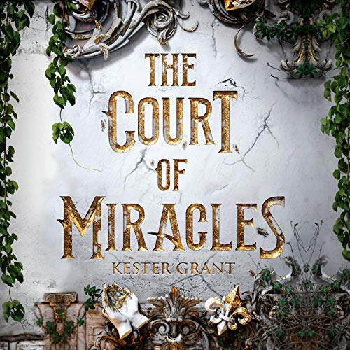 The Court of Miracles audiobook cover art