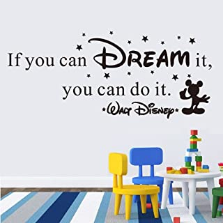 disney quote decals