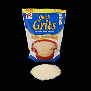 Ralston Foods Quick Grits Hot Cereal, 24 Ounce -- 12 per case.