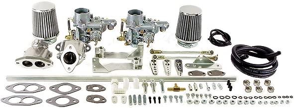 Dual 34 EPC 34 Carburetor Kit, for Vw Bugs, Dune Buggies and Sandrails