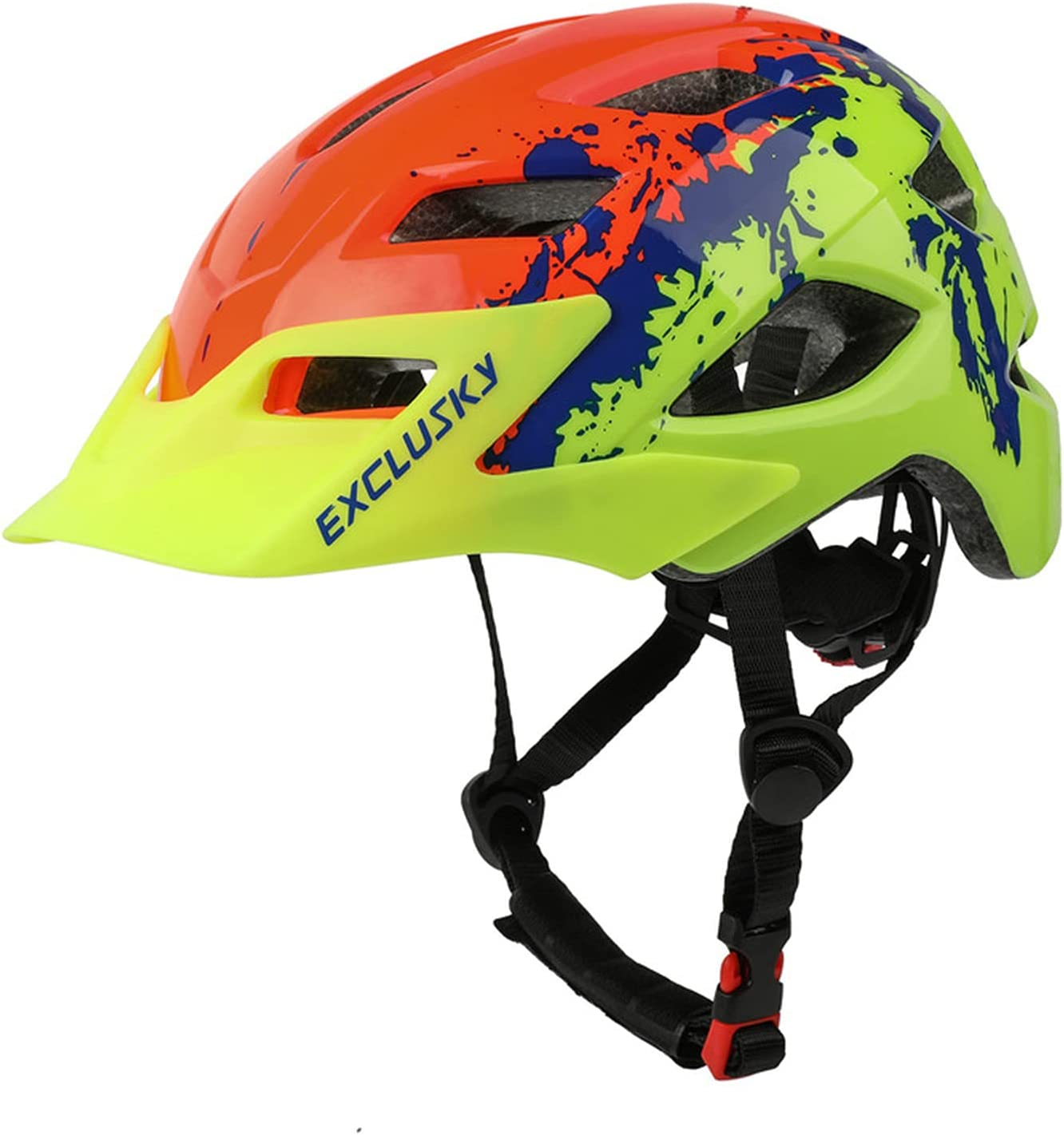 Children's Riding Helmet Manufacturer direct delivery Bicycle Skateboard Girls Skati and Boys Deluxe
