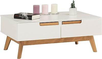 Comifort Table Basse Avec Plateau Relevable Table De Salon