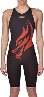 ARENA Powerskin Carbon Flex Vx Open Back Racing Swimsuit Traje de baño de una Sola Pieza Mujer