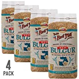 Best King Grain Mills - Bob's Red Mill Red Bulgur / Hard Wheat Review