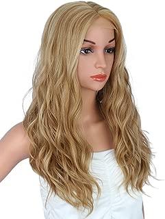 natural looking highlights for dark blonde hair