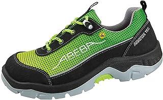 32251 – ESD – Scarpe basse gialle/verde con motivo a pois – 40
