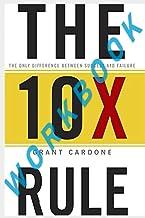 The 10X Rule WorkBook (Workbooks to Self Help and Personal Development Books)