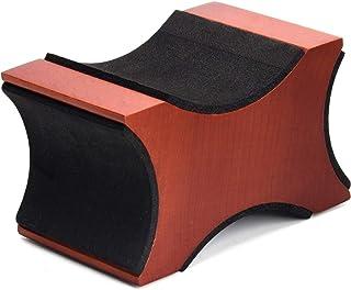 Facmogu Guitar Neck Rest Support, String Instrument Neck Holder, Desktop Stand Musical Instrument Repair Tool For Electri...