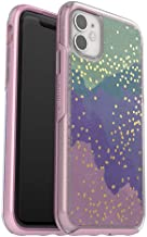 OtterBox SYMMETRY CLEAR SERIES Case for iPhone 11 - WISH WAY NOW (SILVER FLAKE/PINK MATTER/WISH WAY NOW)