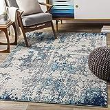 Artistic Weavers Arti Modern Abstract Area Rug, 7'10' x 10'3', Blue