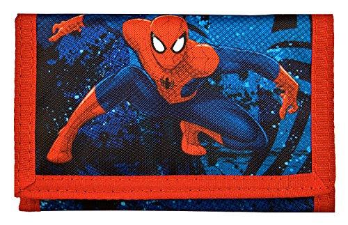 Undercover SPJU7010 Geldbörse, Marvel Spider-Man, ca. 8 x 13 x 2 cm