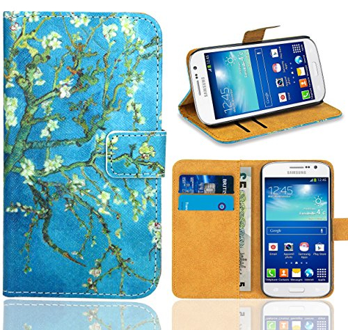 Samsung I9060i Galaxy Grand Neo Plus Custodia Cover Case, FoneExpert Flip Case Custodia Pelle accessori Protective Portafoglio Wallet A Libro Cover per Samsung I9060i Galaxy Grand Neo Plus