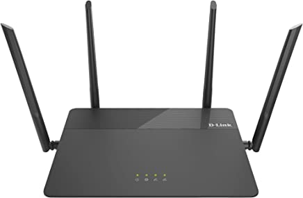 $118 Get D-Link AC1900 Wireless WiFi Router – Smart Dual Band – MU-MIMO – Powerful Dual Core Processor – Fast Wi-Fi for Gaming and 4K Streaming – Reliable Coverage (DIR-878)