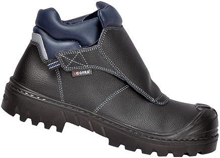 Cofra Men's Non-Metallic Welder Safety Boots, Size 9 UK