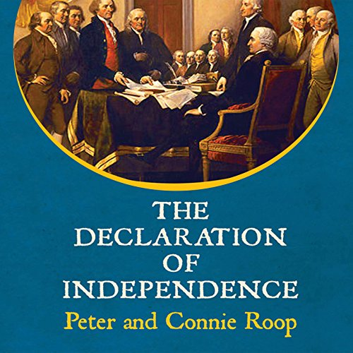 The Declaration of Independence  By  cover art