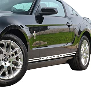 Best ford mustang stripes decals Reviews