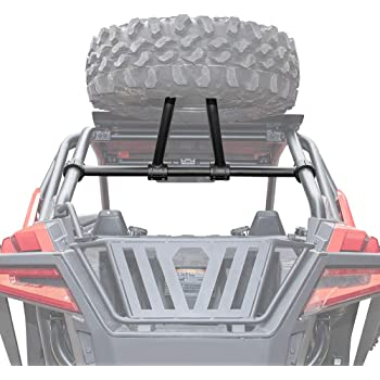 RZR Spare Tire Carrier XP 1000 Spare Tire Mount for Polaris RZR XP 1000 XP4 2014 2015 2016 2017 2018 2019 2020 Spare Tire Holder by KEMIMOTO
