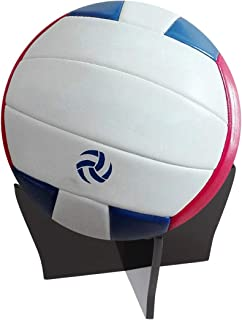 LIOOBO 4 Pcs Support Daffichage de Basket-Ball Acrylique Support de Football Pratique Cr/éatif Support de Placement D/étachable pour Ballon de Plage Orangizer Affichage