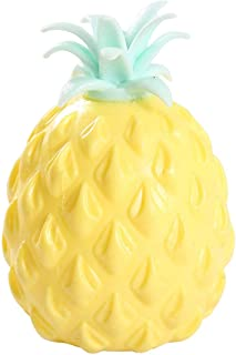 Cimaybeauty New Simulation Flour Pineapple Decompression Toy Office Pressure Release Toy Relieve the Stress of Autism and ...