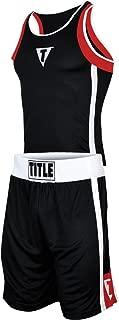 Title Boxing Aerovent Elite Amateur Boxing Set 4