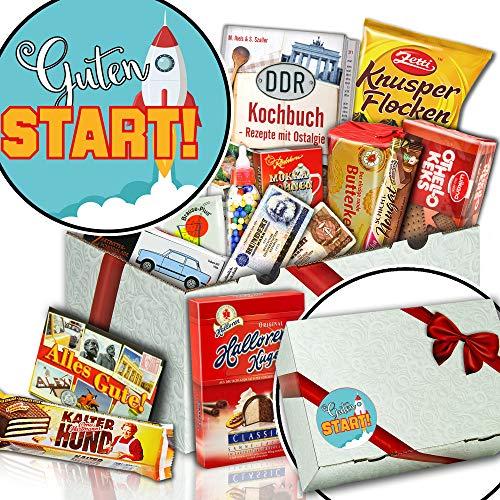 Guten Start - Süßigkeiten Box Geburtstag - guten Start neue Stelle
