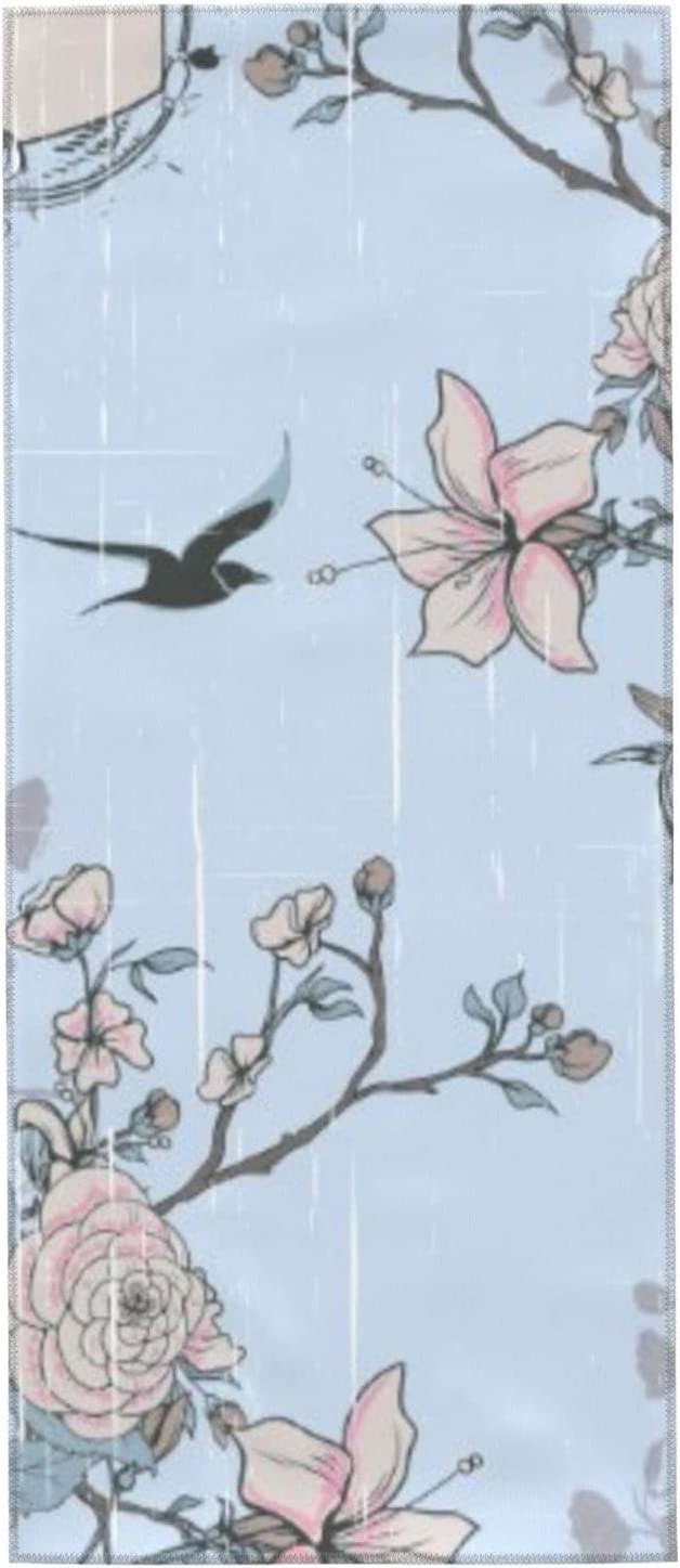 35% OFF Microfiber Towels Face Towel Asian Lilies Max 67% OFF Pastel Pink Style and
