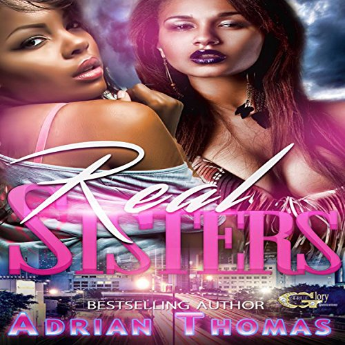 Real Sisters audiobook cover art
