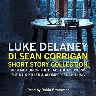 DI Sean Corrigan Short Story Collection cover art