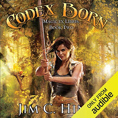 Codex Born Titelbild