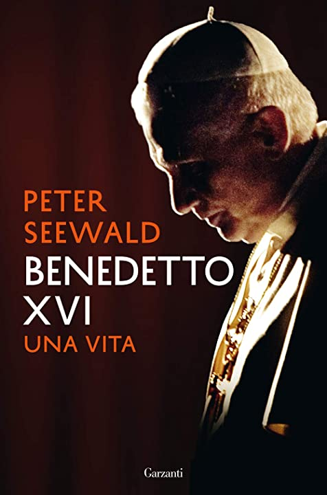 Benedetto xvi. una vita (italiano) copertina rigida 978-8811814306