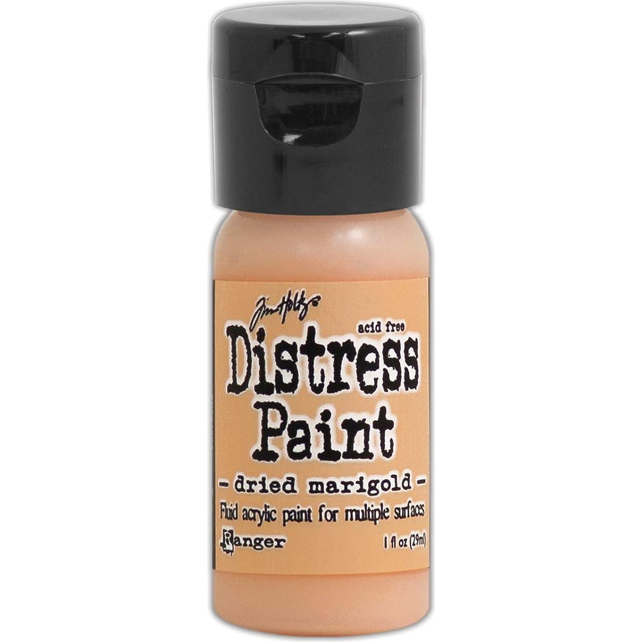 Ranger TDF53002 Distress Paint Flip Top 1oz-Dried Marigold