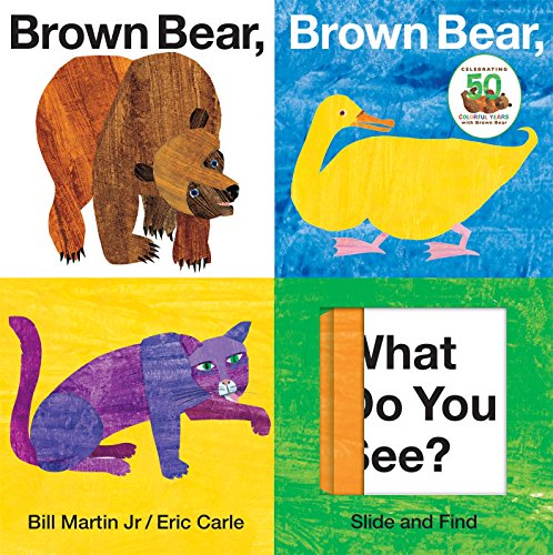Brown Bear, Brown Bear, What Do You See? Slide and Find (Brown Bear and Friends)