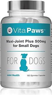 Maxi-Joint Plus 500mg para Perros Pequeños - 180 Cápsulas