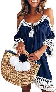 half off 422e9 a6adc Suchergebnis auf Amazon.de für: strandtunika - Kleider ...