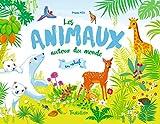 Les animaux (en relief) autour du monde
