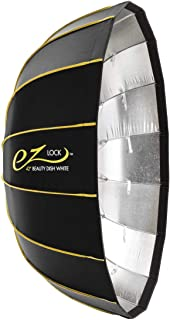 Glow EZ Lock Collapsible Silver Beauty Dish (42
