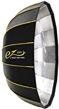 """Glow EZ Lock Collapsible Silver Beauty Dish (42"""")"""