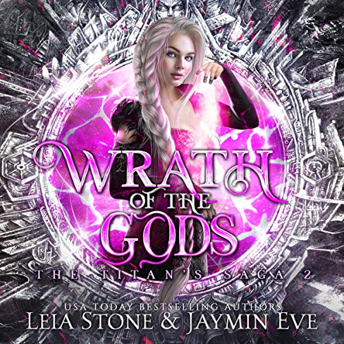 Wrath of the Gods audiobook cover art