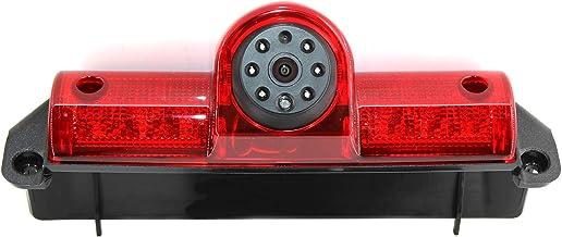 $79 » EWAY 3rd Third Brake Light Backup Rear View Camera for GMC Savana Chevrolet Express Explorer Cargo Vans 2003-2016 w/ 6 IR ...