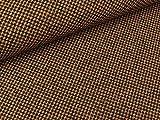 Swafing Edler Woll Tweed Alberto schwarz-maisgelb