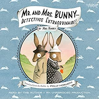 Mr. and Mrs. Bunny cover art