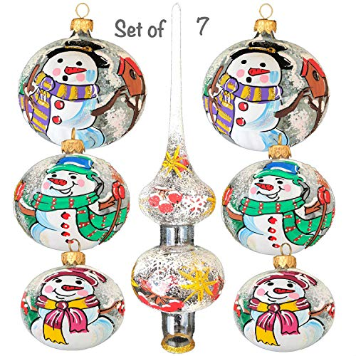 X15 Transparent Décoration Arbre de Noël boule ornements Baubles Santa Xmas