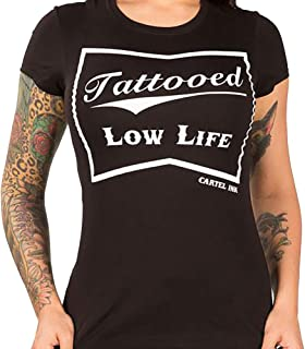 Tattooed Low Life Women's T-Shirt