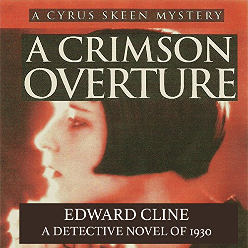 A Crimson Overture: A Detective Novel of 1930 cover art