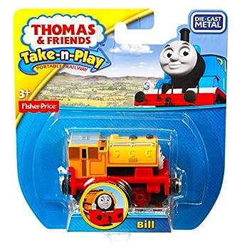 Thomas & Friends Take-n-Play Bill Engine