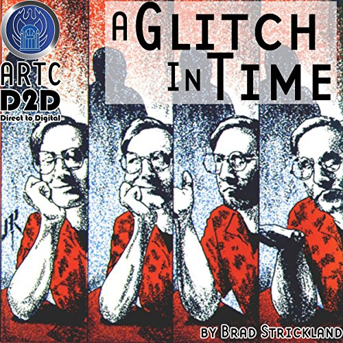 A Glitch in Time audiobook cover art