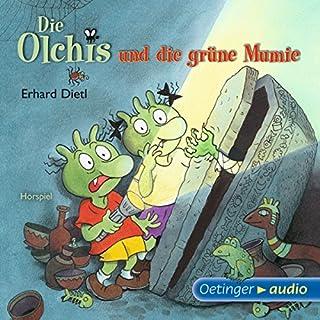 Die Olchis und die grüne Mumie Titelbild